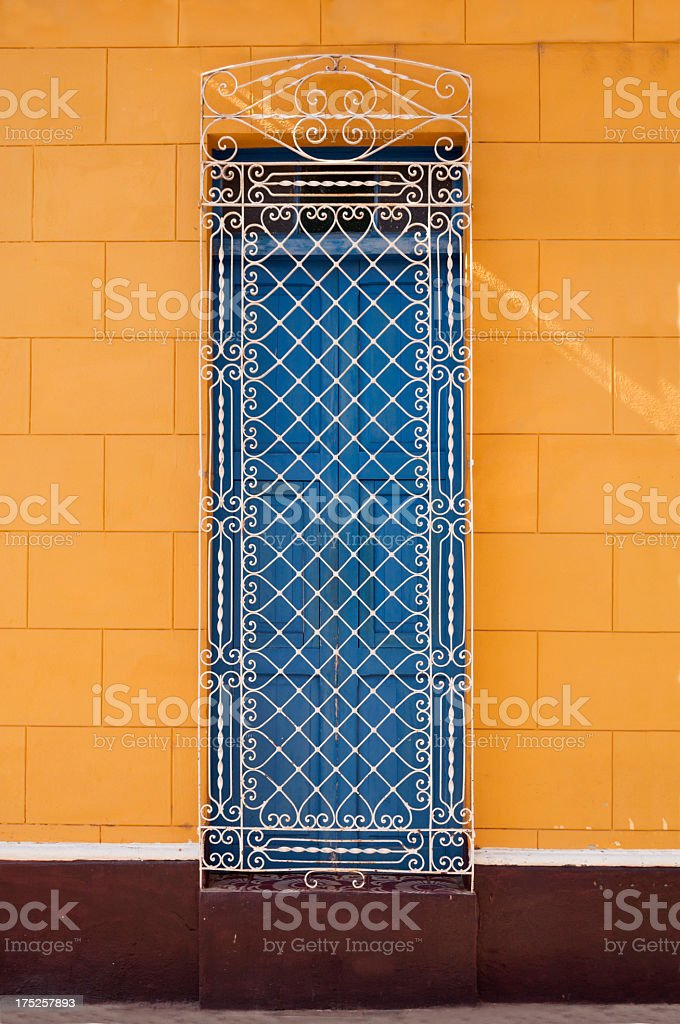 Trinidad stock photo