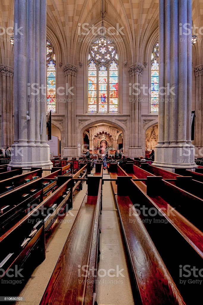 Trinity Church stock photo