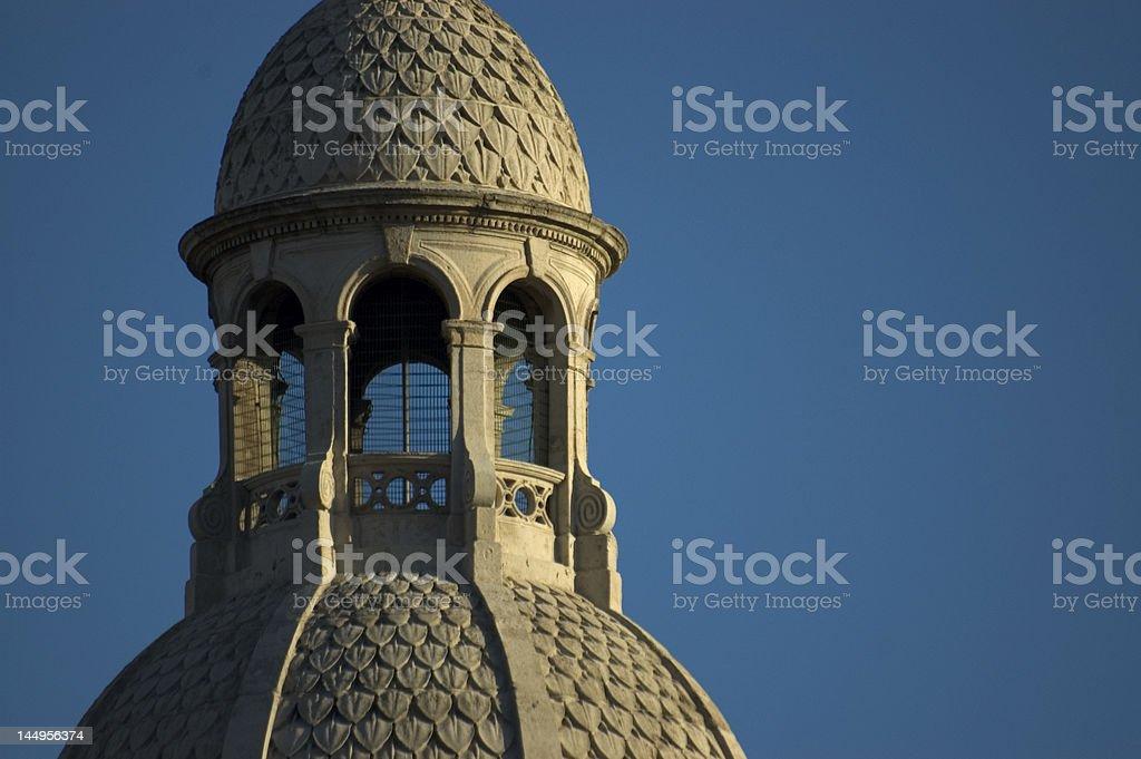 Trinity College Dublin stock photo