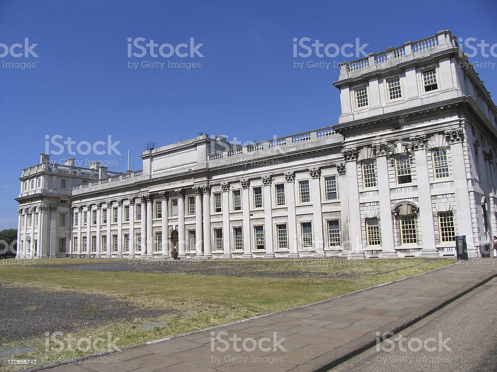 Trinity college of music, Greenwich royalty-free stock photo