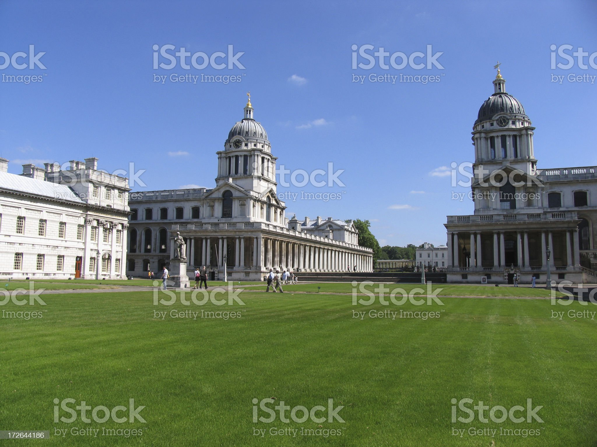 Trinity college of music royalty-free stock photo