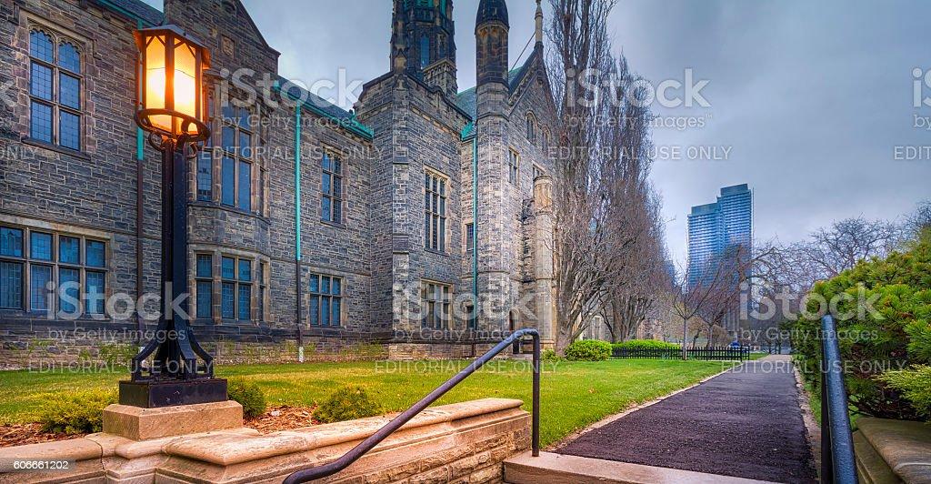 Trinity College002 stock photo