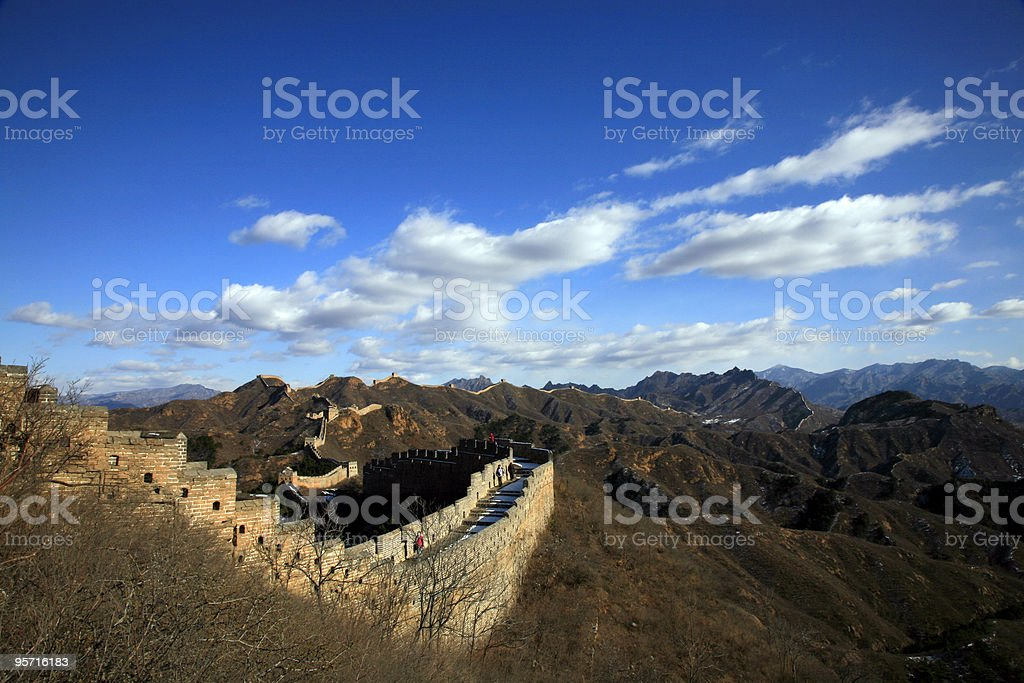 trip in china stock photo