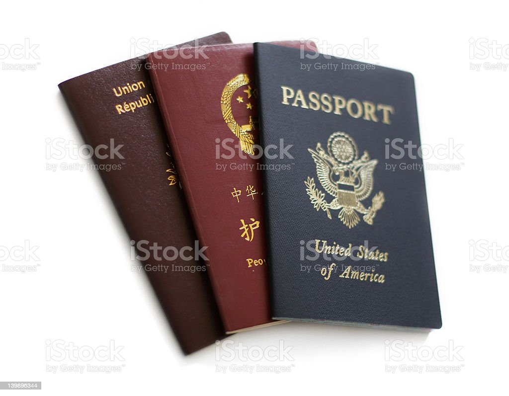Triple Identity royalty-free stock photo