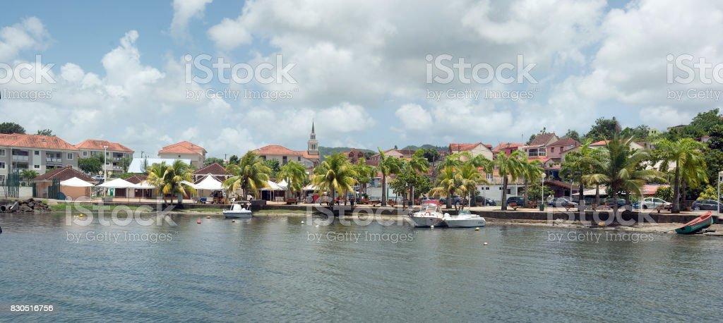 Trois-Ilets, Martinique stock photo