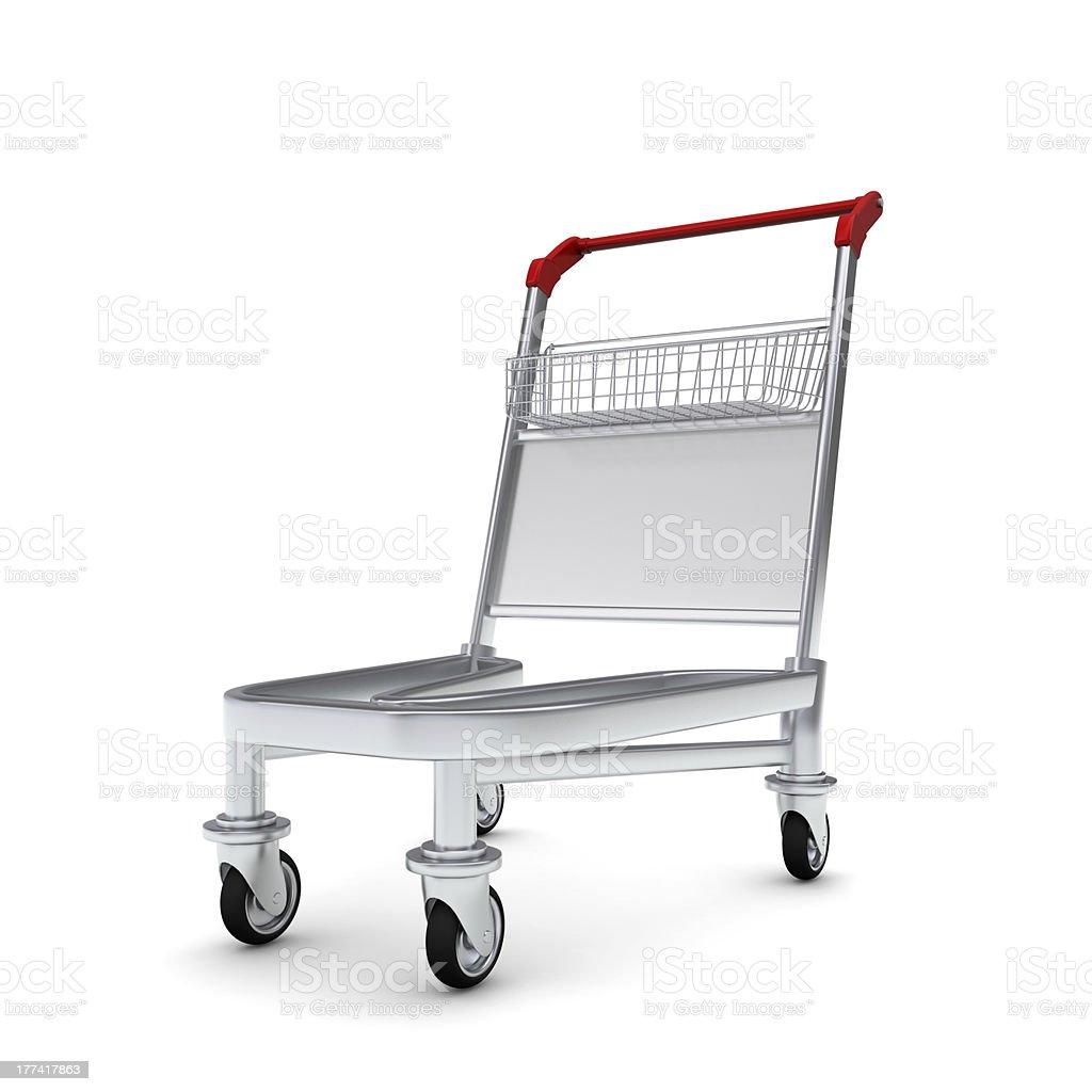 Trolley stock photo