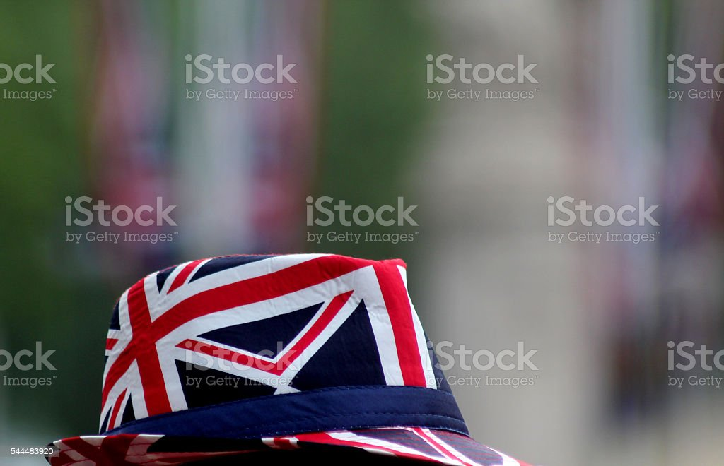 Trooping The Colour 2016 stock photo