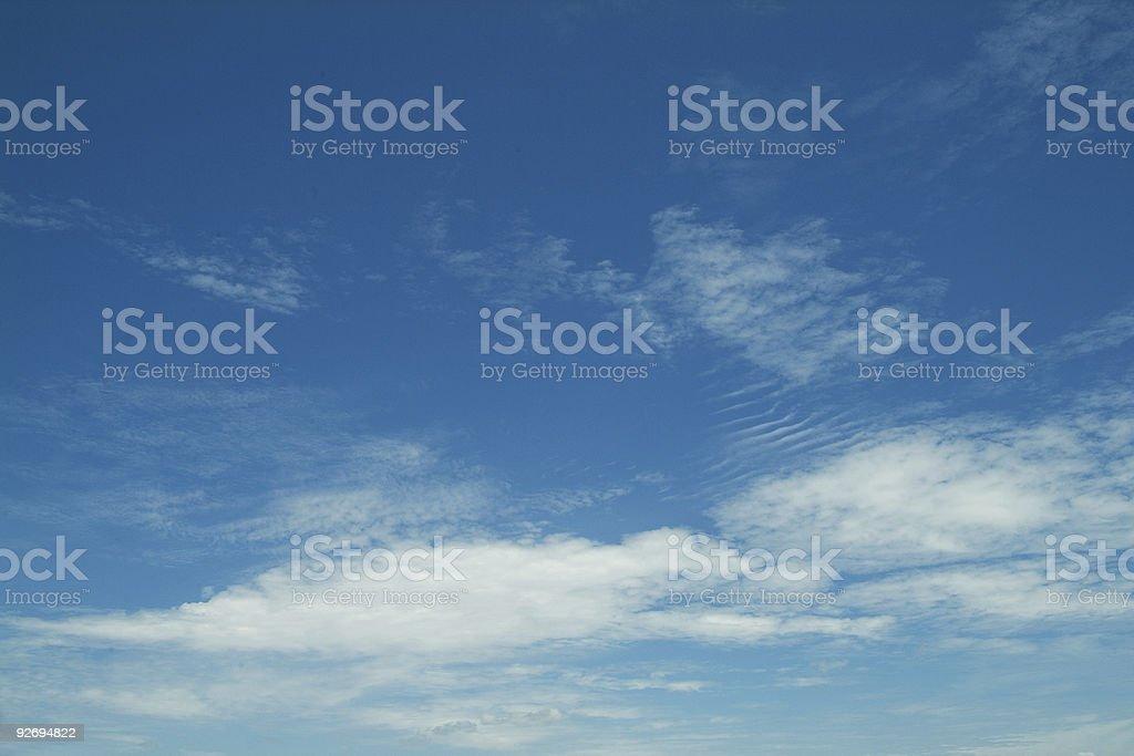 Tropic noon stock photo