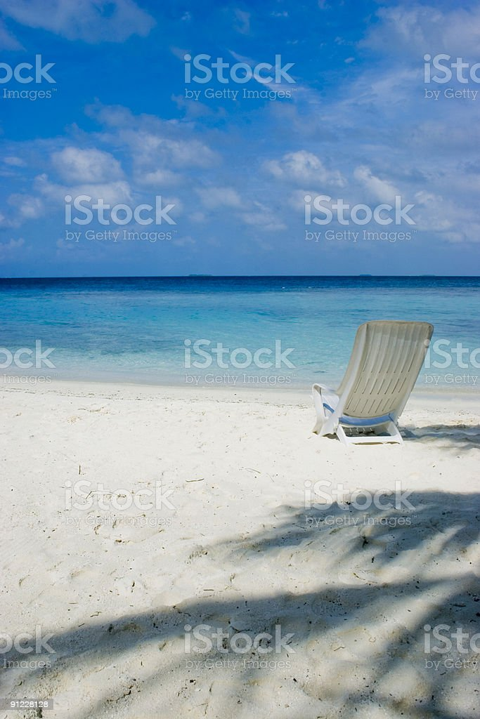 Tropical Bliss royalty-free stock photo