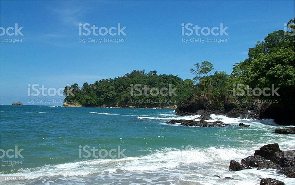 Tropical Day royalty-free stock photo