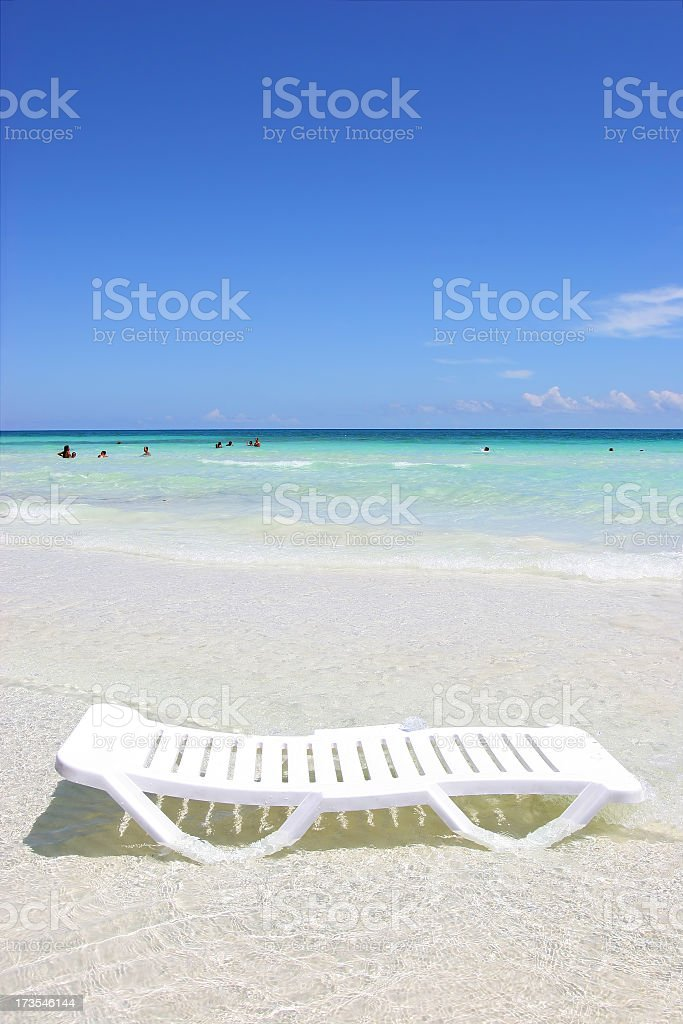 Tropical Destination Waiting For You royalty-free stock photo