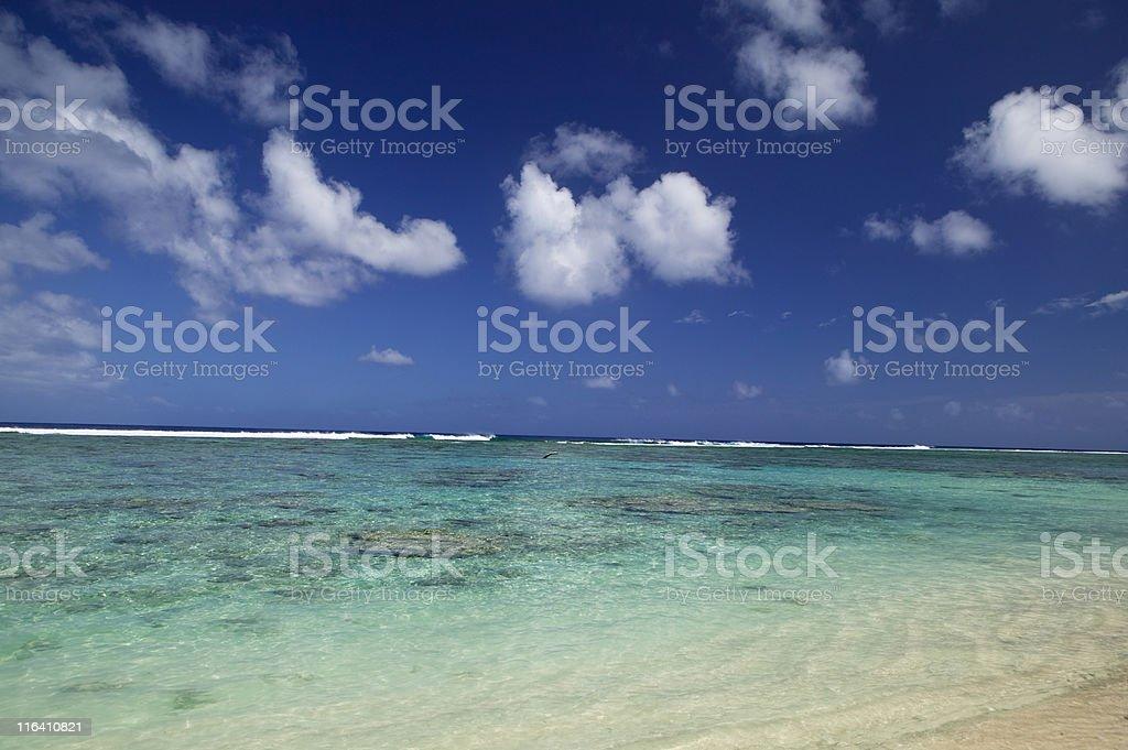 Tropical Dream Beach Paradise royalty-free stock photo