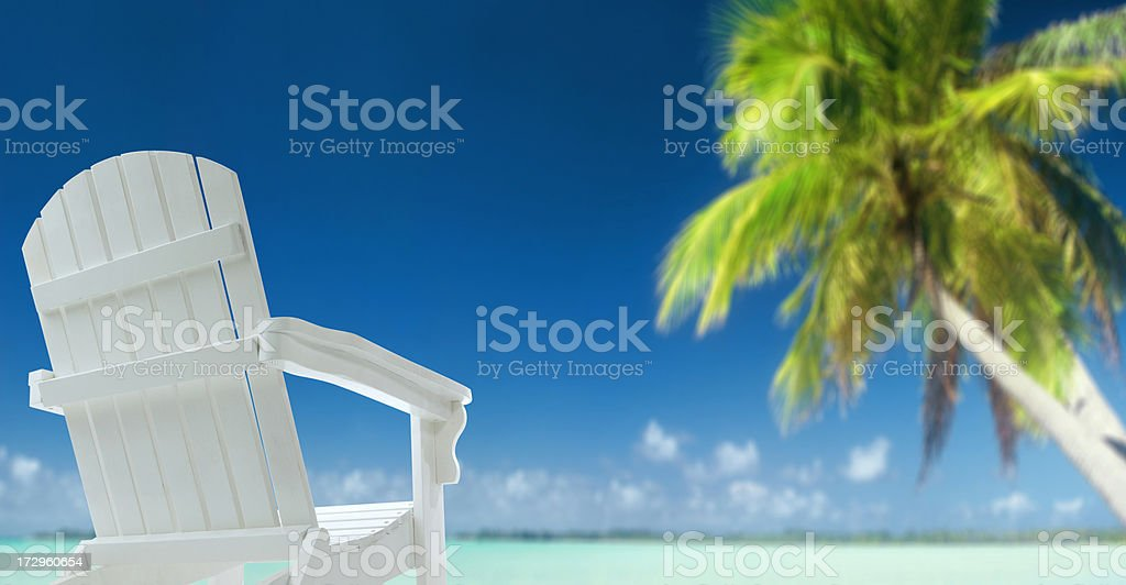 Tropical Feeling royalty-free stock photo