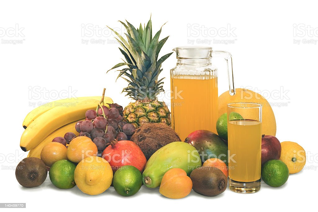 Tropical fruit royalty-free stock photo