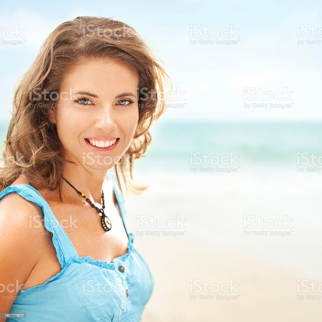 Tropical Happiness royalty-free stock photo