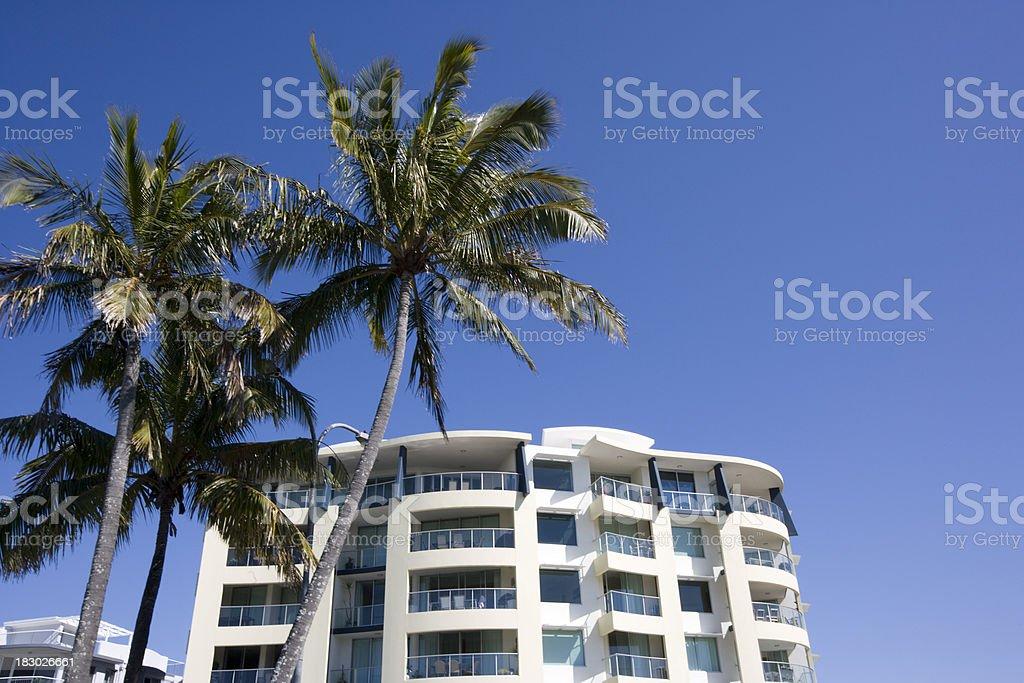 Tropical Living 1 stock photo