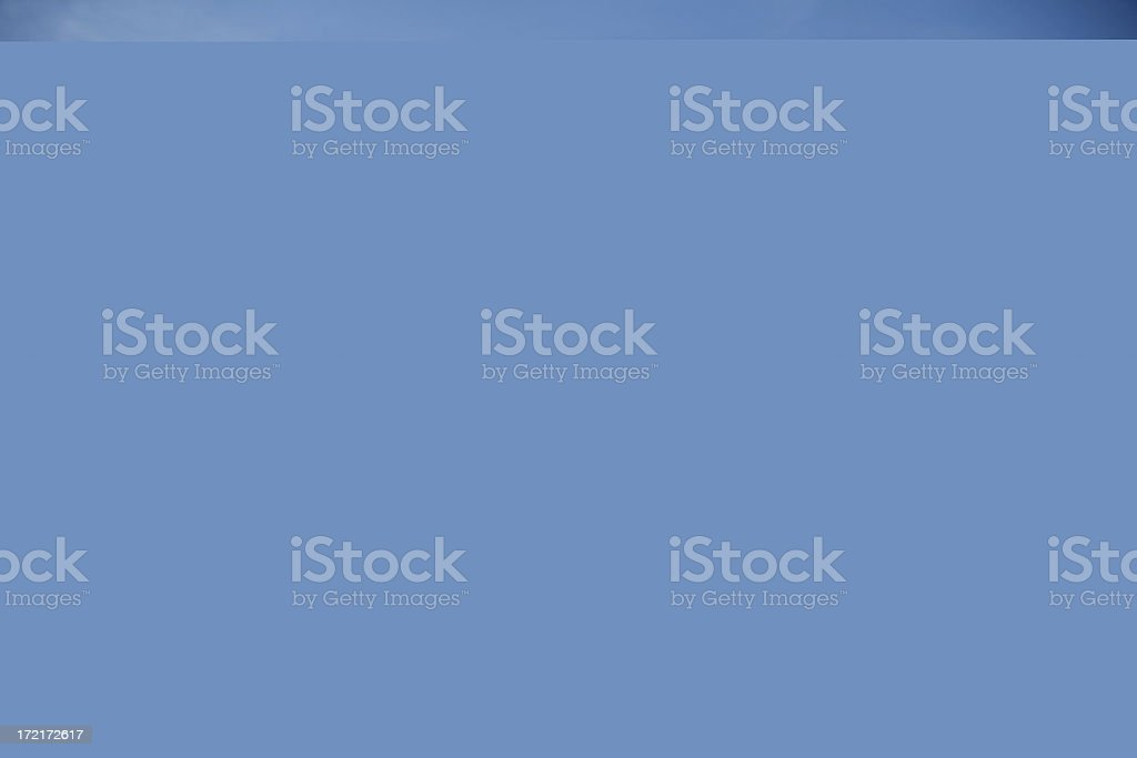 Tropical Plant and Waterfall Background royalty-free stock photo