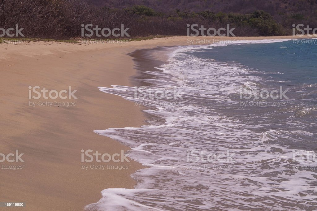 Tropical sea stock photo