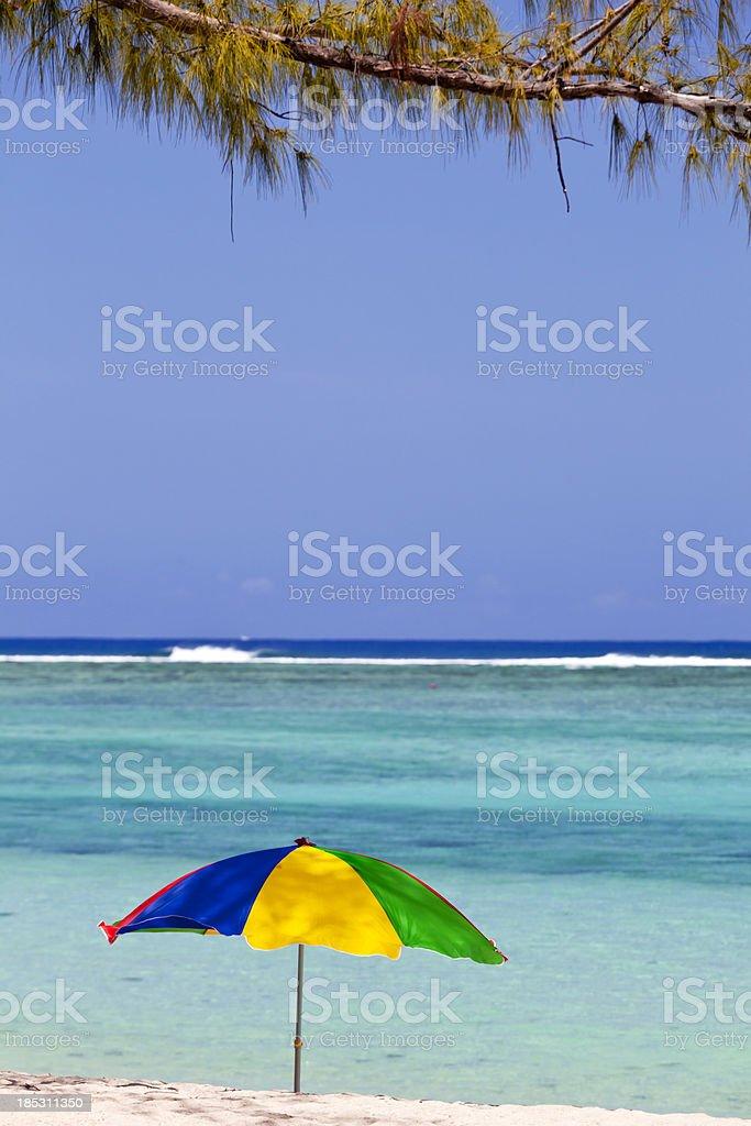 Tropical Solitude royalty-free stock photo