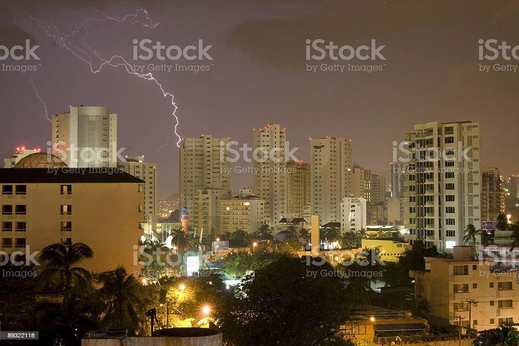 tropical storm royalty-free stock photo