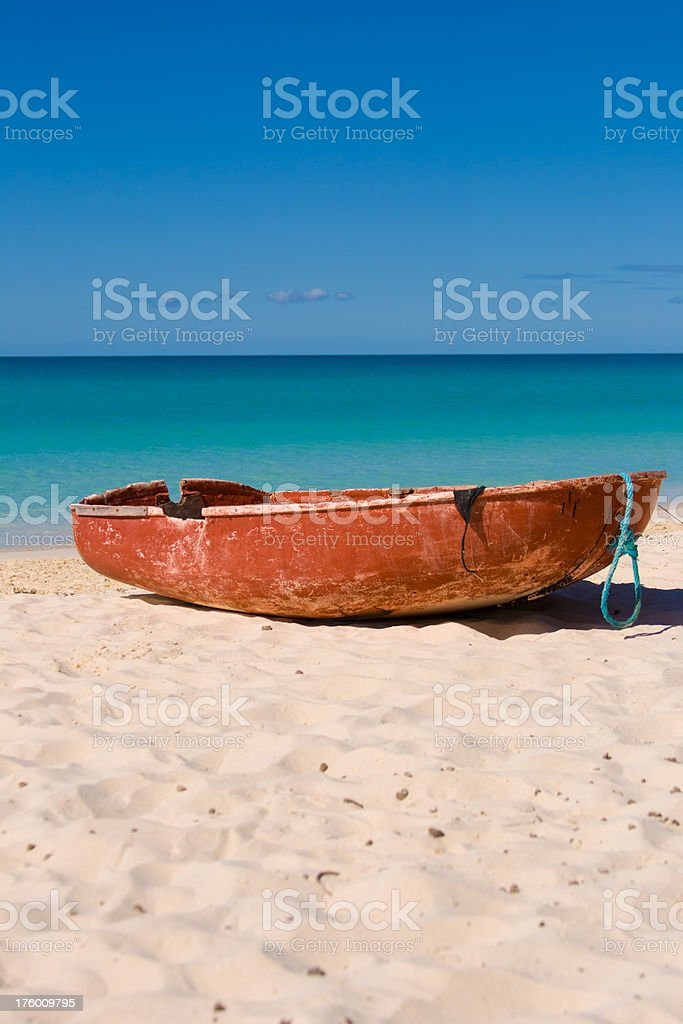 Tropical Transport royalty-free stock photo