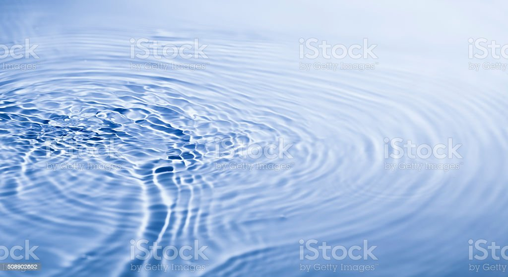 Troubled water background stock photo