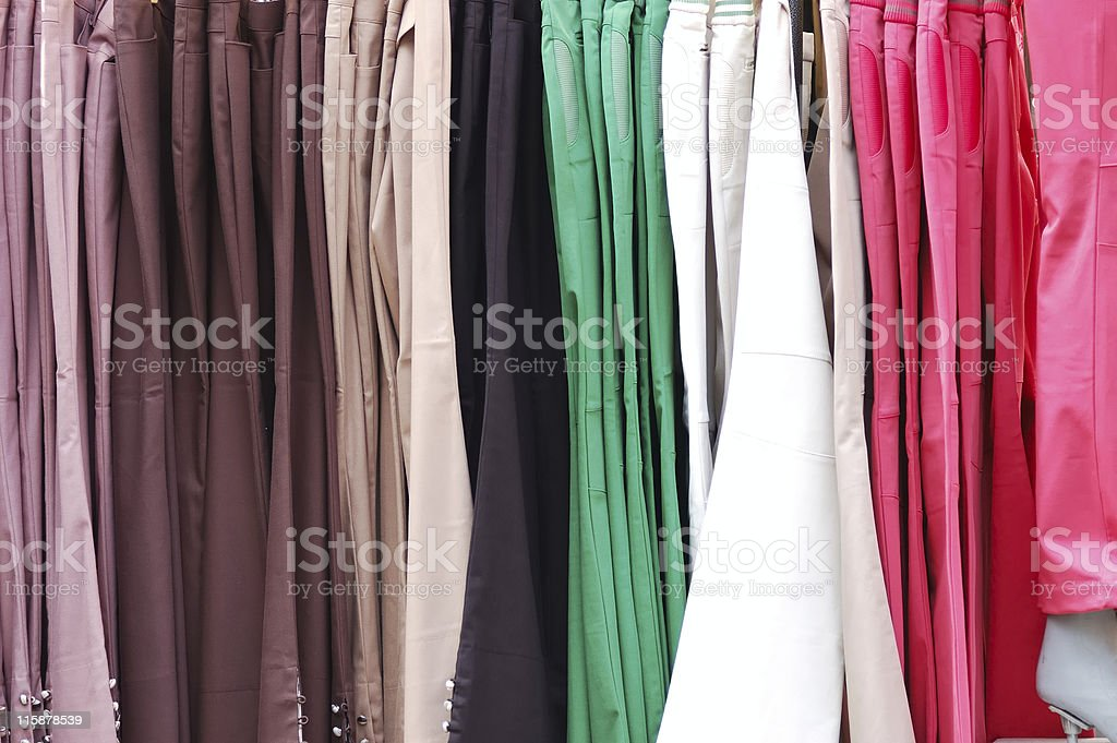 Trousers royalty-free stock photo