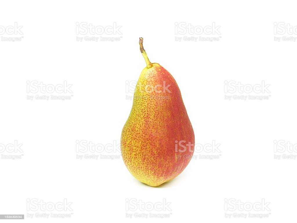 Forelle Pear stock photo