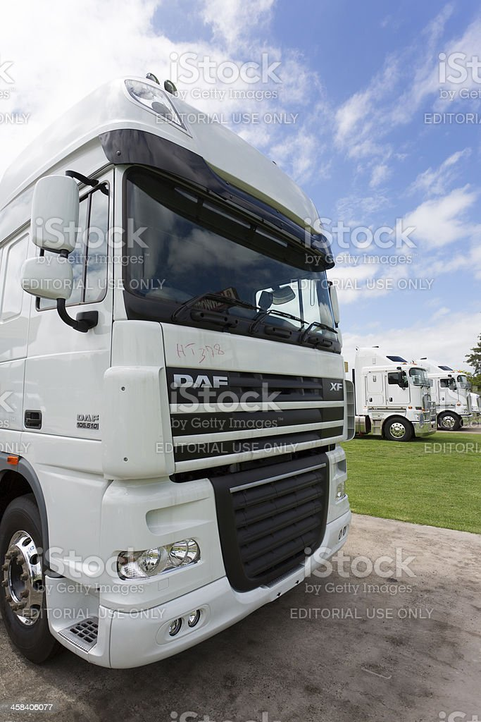 Truck for sale royalty-free stock photo