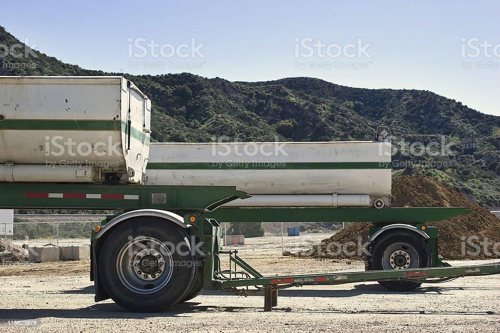 Truck Haul royalty-free stock photo
