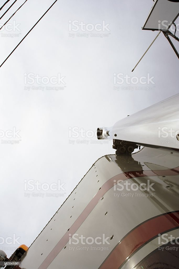truck parts royalty-free stock photo
