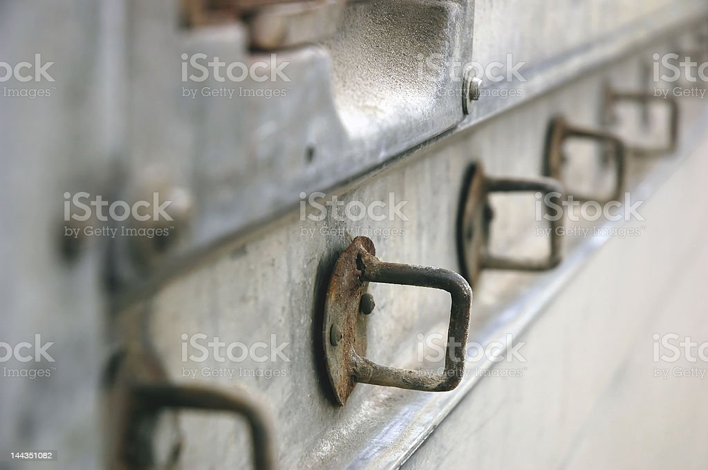 Truck ring royalty-free stock photo
