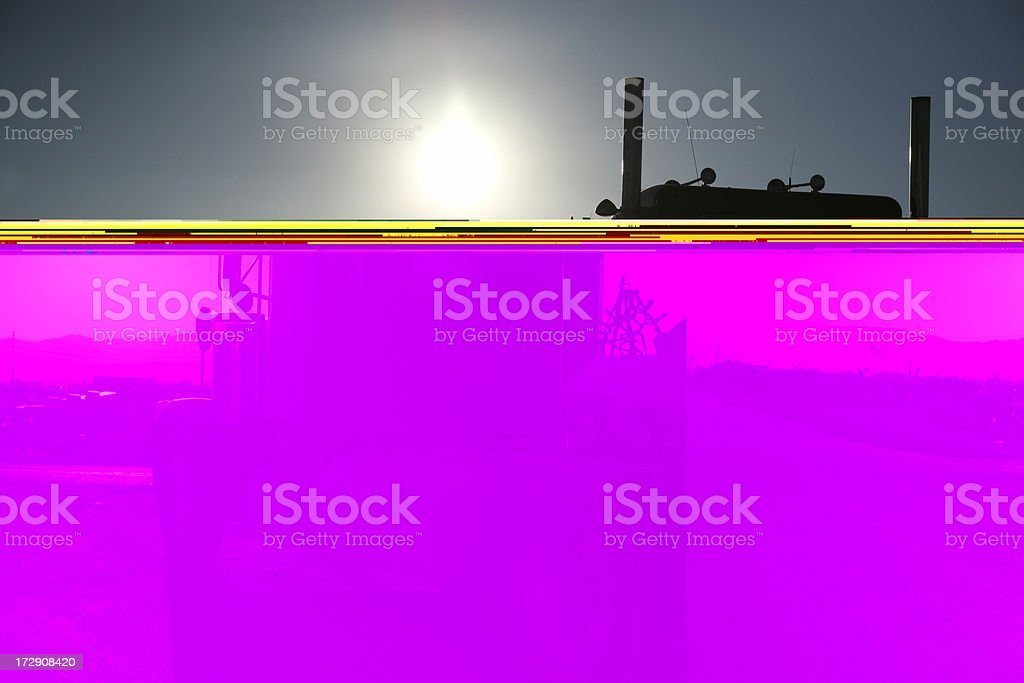 Trucking Business royalty-free stock photo