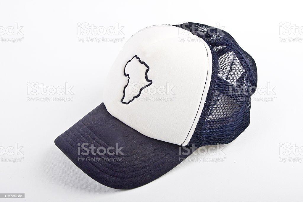 truckr cap royalty-free stock photo