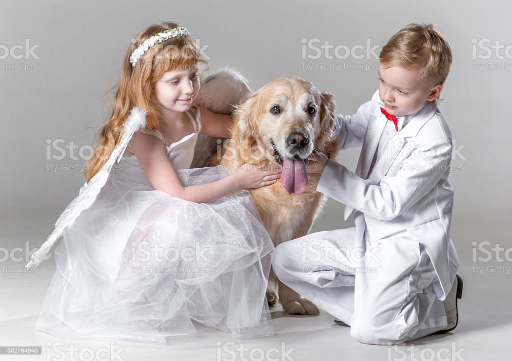 True Friendship stock photo