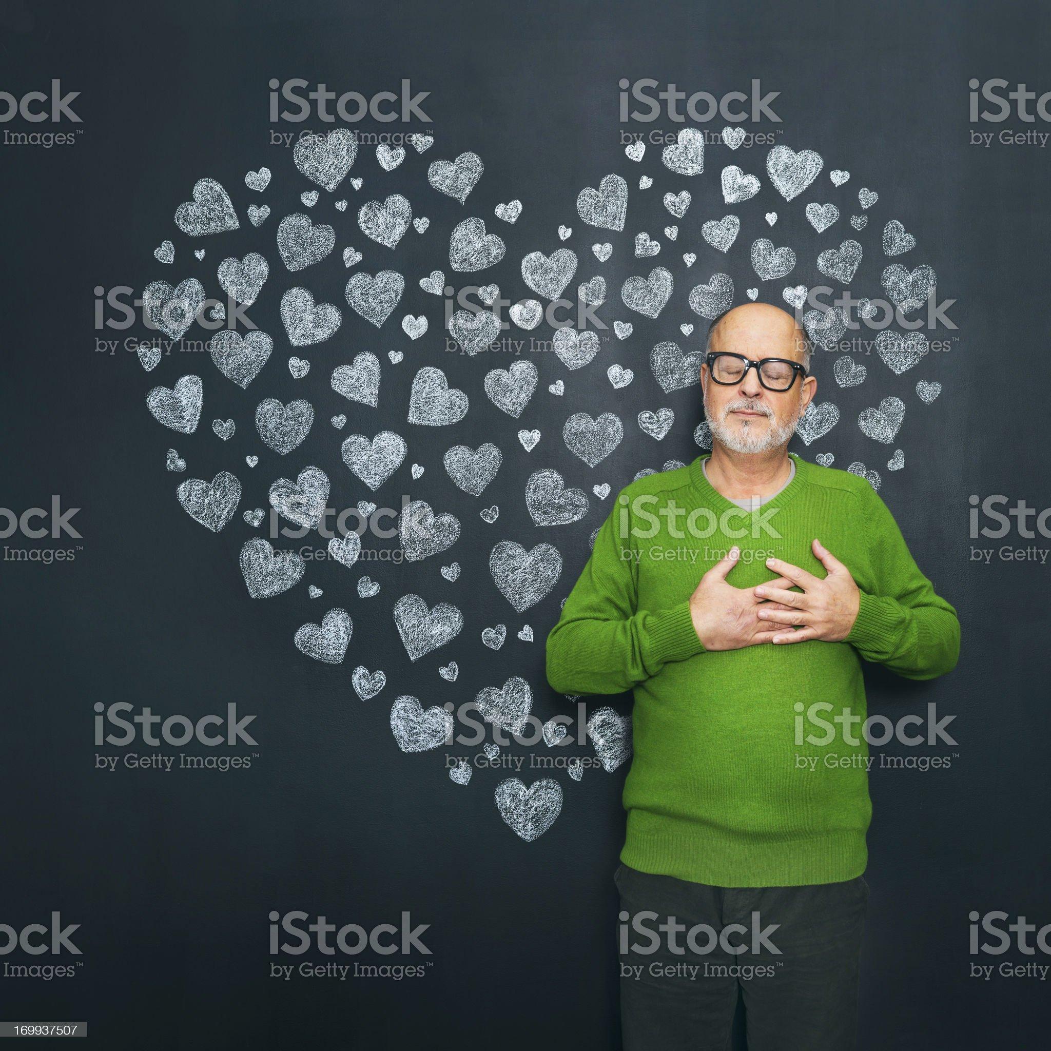 True love royalty-free stock photo