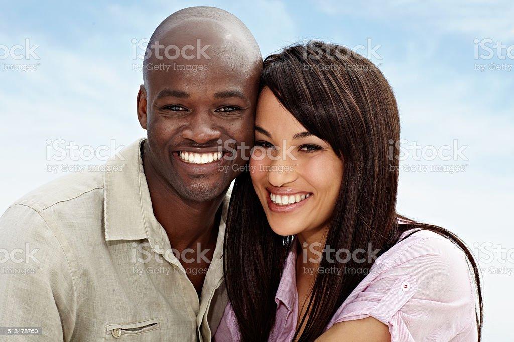True love stock photo