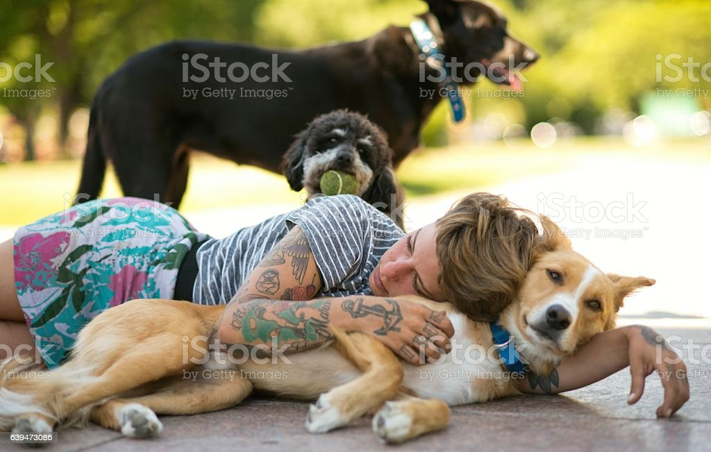 True love. stock photo
