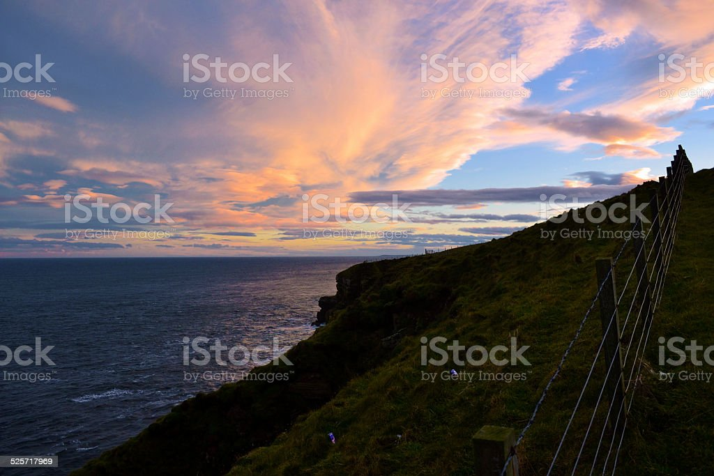 True Scotland view royalty-free stock photo