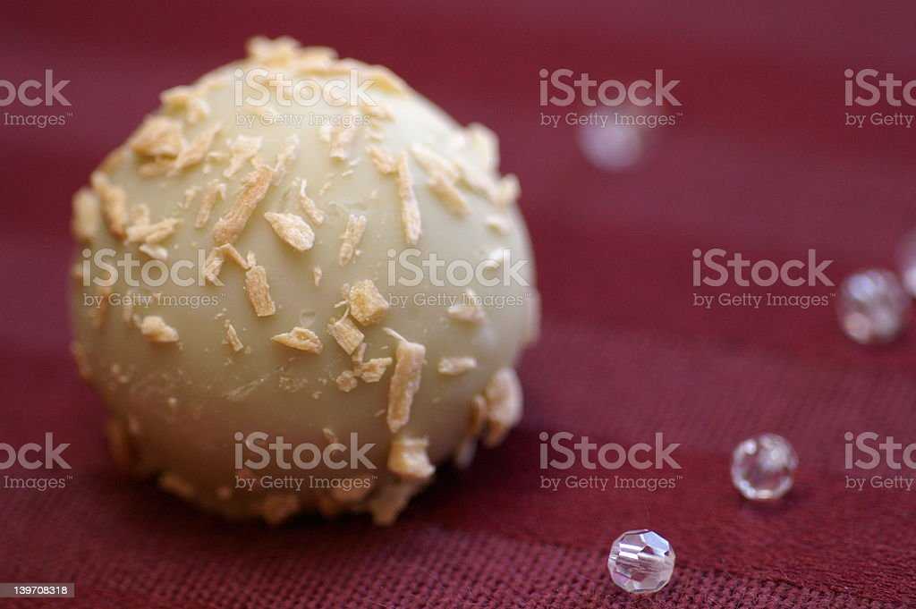 Truffle royalty-free stock photo