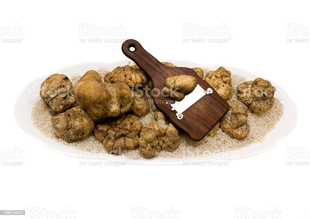 truffle stock photo