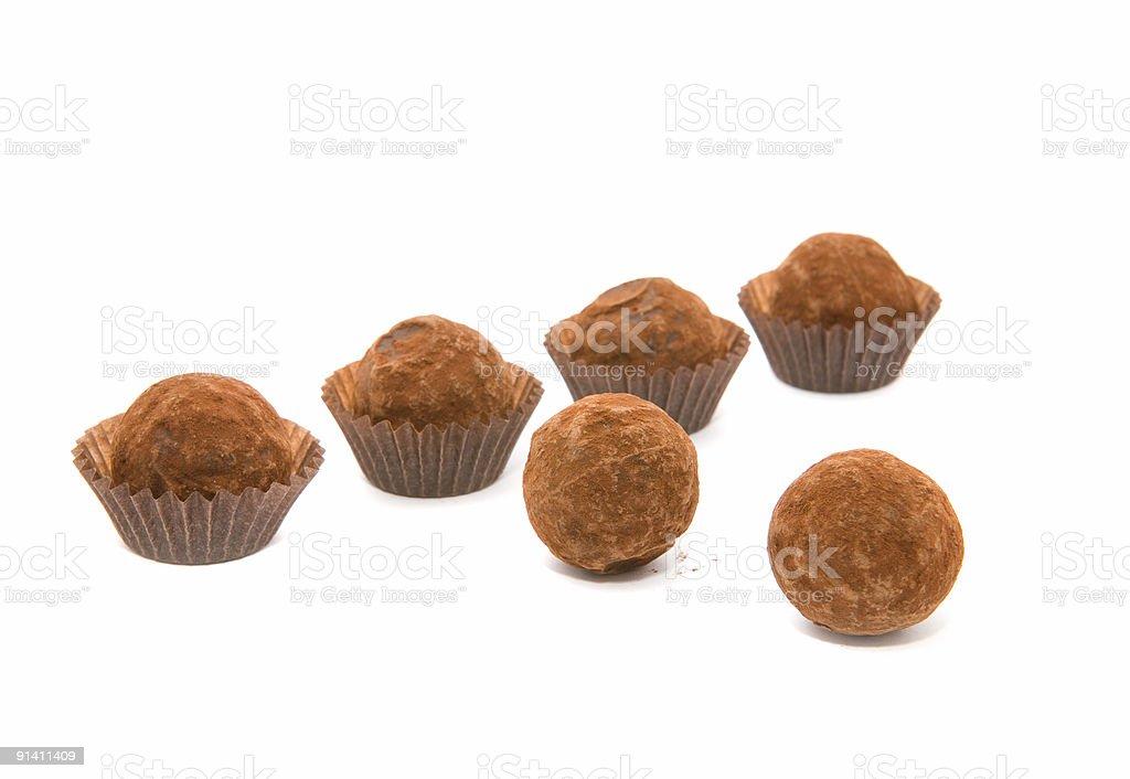 truffle royalty-free stock photo