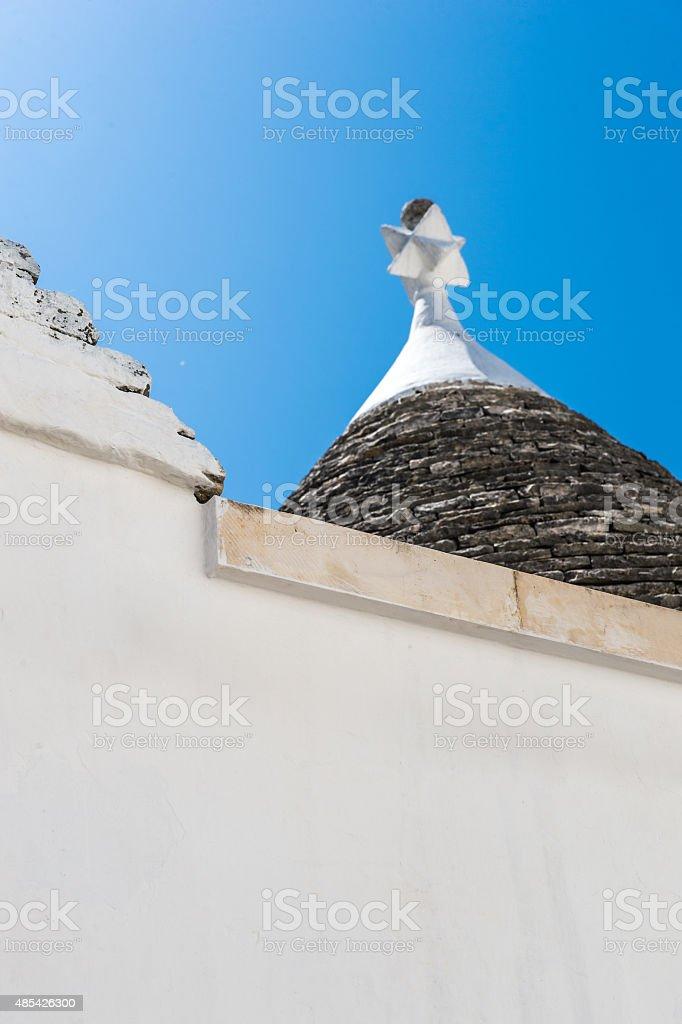 Trulli, Alberobello, Puglia, Italy stock photo