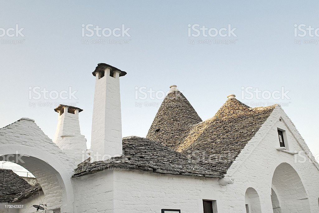Trullo maestro, Alberobello, Puglia stock photo