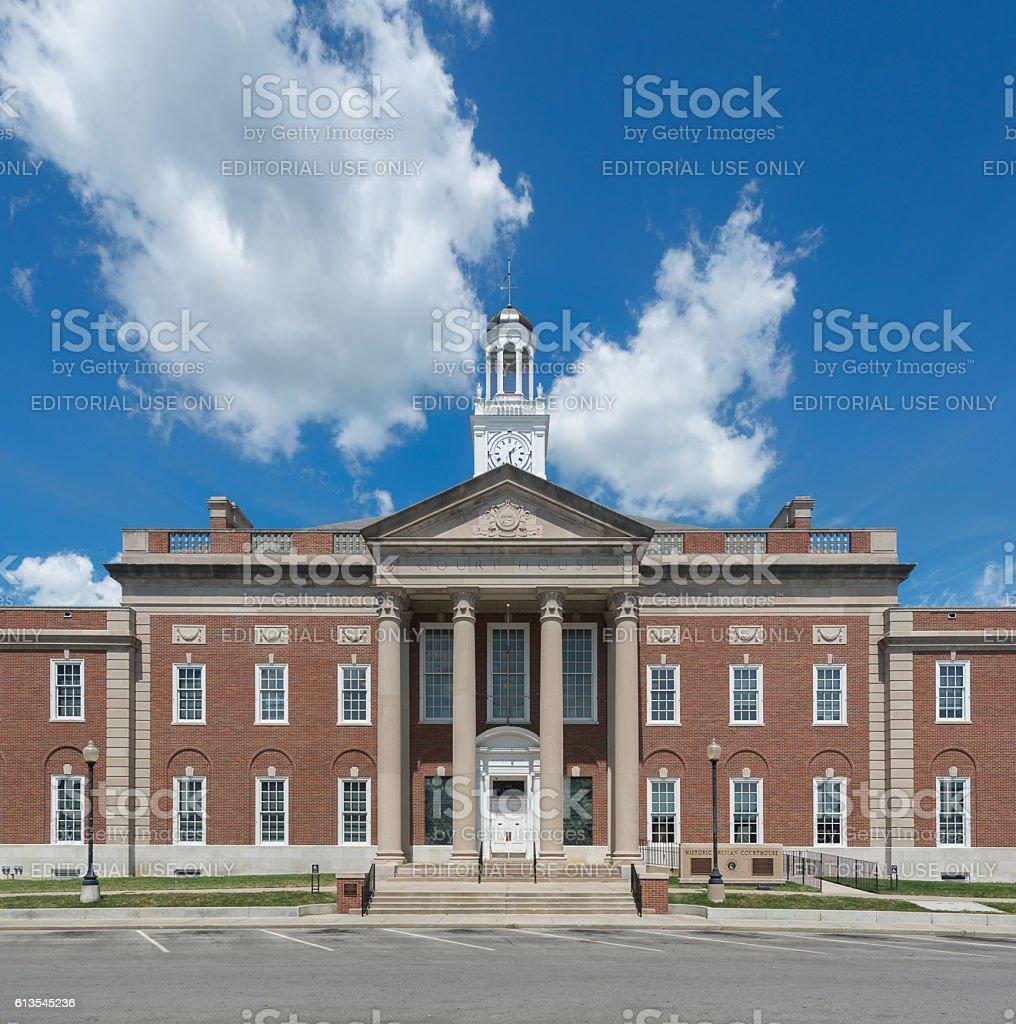Truman Courthouse stock photo