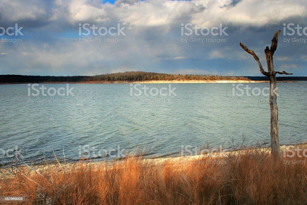 Truman Lake State Park stock photo