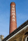 Truman's Brewery in East London