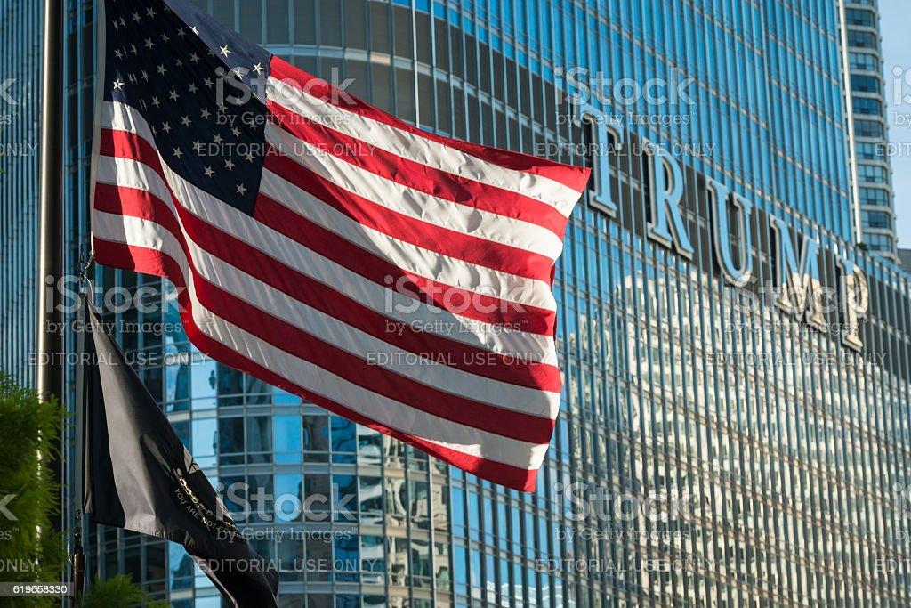 Trump stock photo