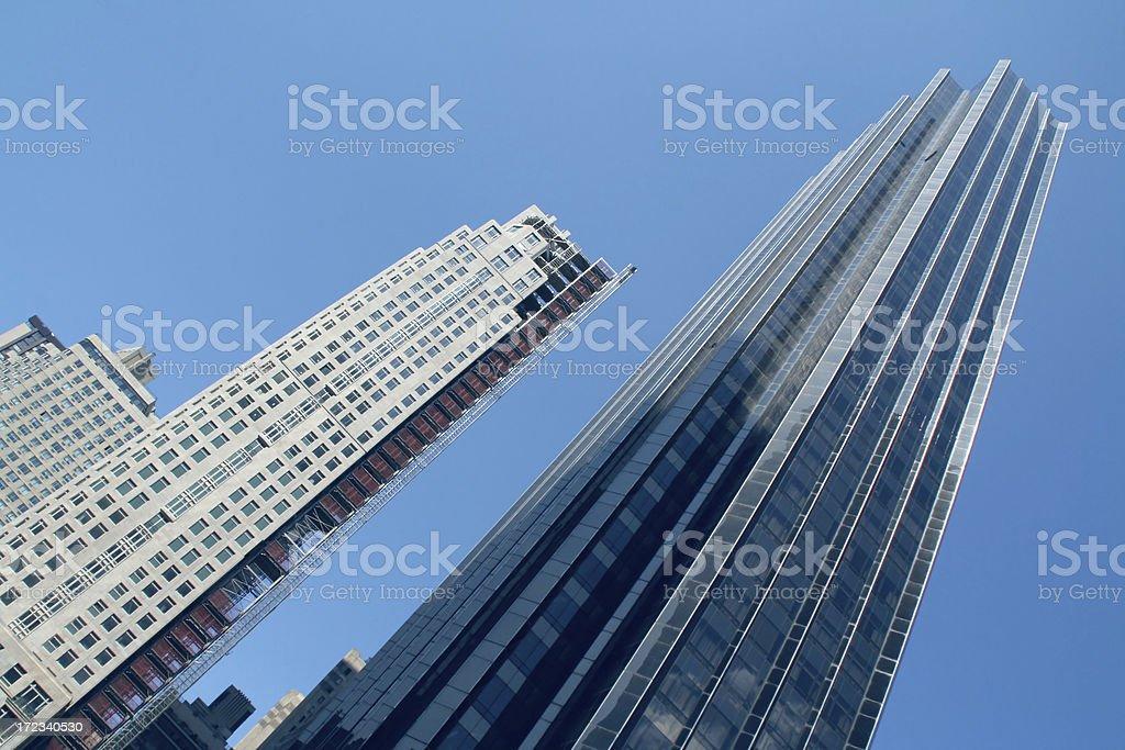 Trump tower - New York royalty-free stock photo