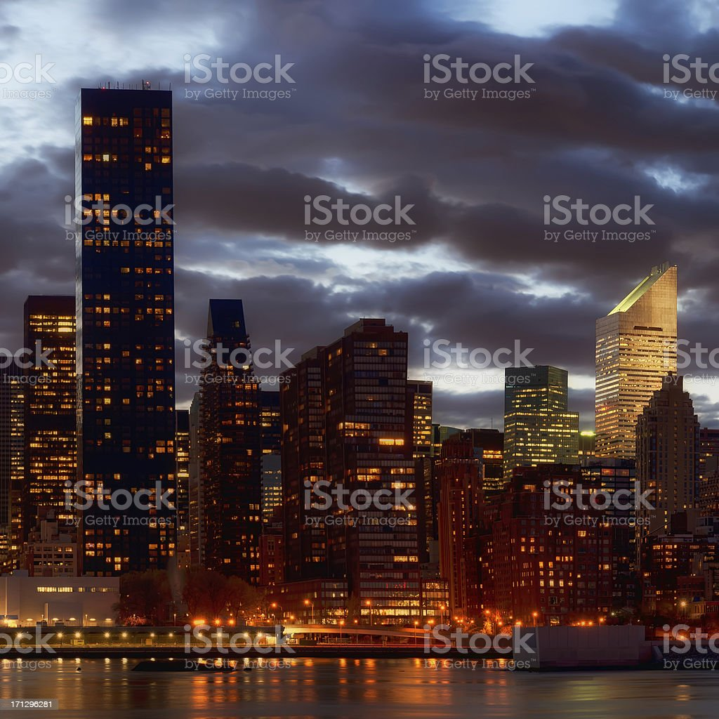 Trump Tower royalty-free stock photo